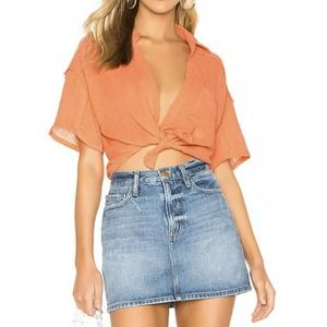 We The Free People Full Of Light Shirt Top Paloma